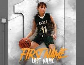 #80 для Design a Basketball Poster от IslamNasr07