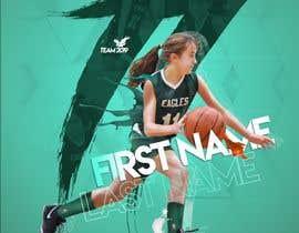 #94 для Design a Basketball Poster от Yahmadi