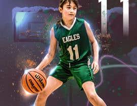 #75 для Design a Basketball Poster от Maqboolarts
