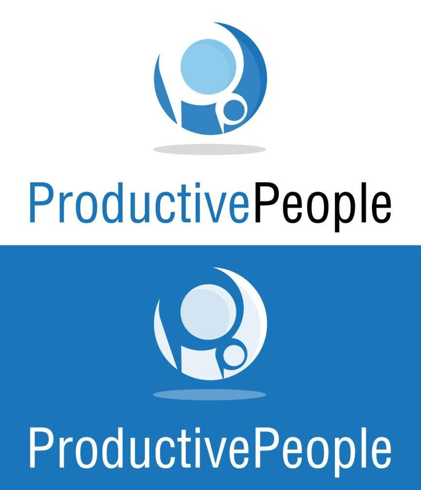 Proposition n°                                        82                                      du concours                                         Logo Design for Productive People
