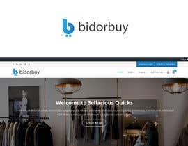 Nro 16 kilpailuun BidorBuy ecommerce website logo käyttäjältä Ashekun