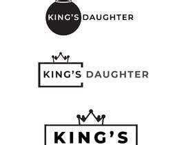 #7 for Business name: King's Daughter Business Type: Christian Women Subscription Box, Requirements: no more than 3 colors, transparent background, by adi2381
