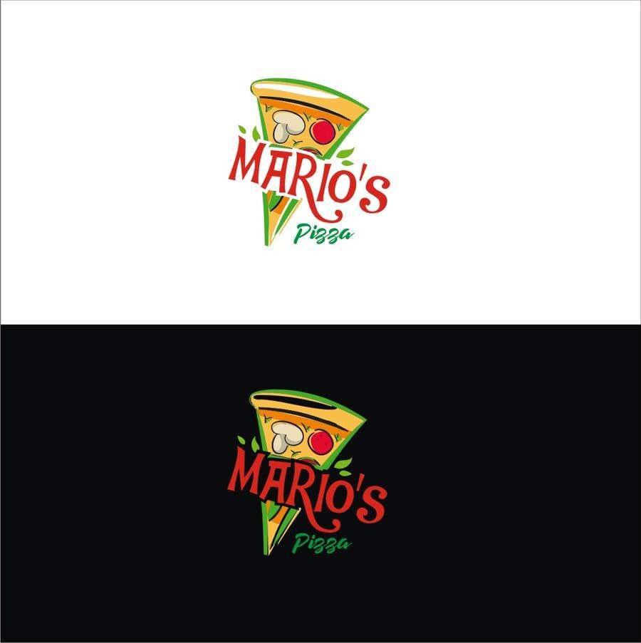 Kilpailutyö #172 kilpailussa pizza restaurant logo