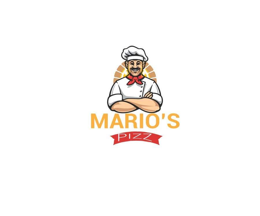 Kilpailutyö #82 kilpailussa pizza restaurant logo