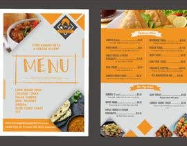 #41 для Need a restaurant Menu designed от Khaledayea38