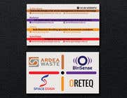 Graphic Design Konkurrenceindlæg #113 for All in one Business card