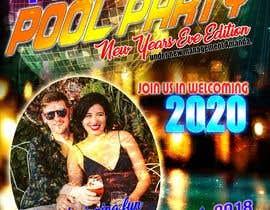 #5 untuk Design a 2019 New Years eve party poster. oleh azxelgrayz18