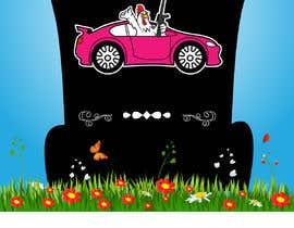 #25 untuk create a cartoon picture for a gravestone oleh Karthikeyan1411