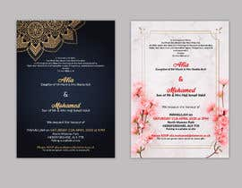 #3 for Indian Wedding Invite design by Isaravanan