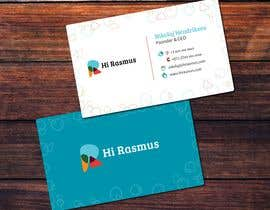 #712 for Business card by tareksalom