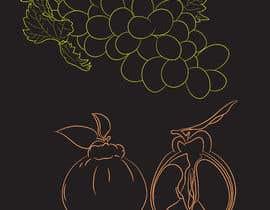 #37 для draw Hanrabong and Grape in vector illutration от ashvinirudrake13
