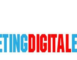 #14 for Diseño de logo agencia de Marketing Digital. Necesito recibir archivo original af darkavdark