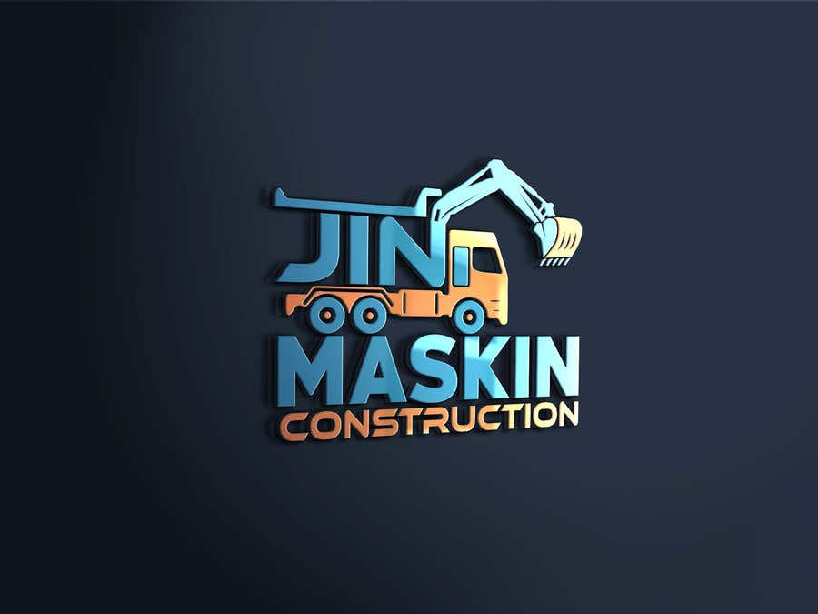 Contest Entry #127 for Logo for construction company - 09/12/2019 15:42 EST