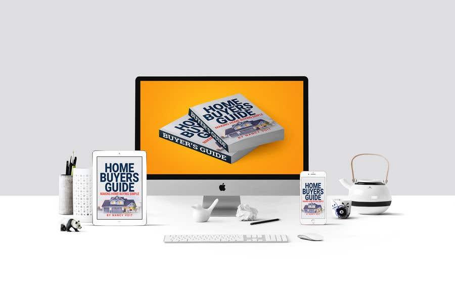 Penyertaan Peraduan #45 untuk Two Separate Ebook Covers
