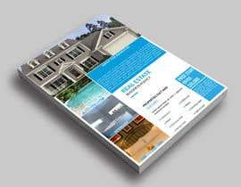 #22 for Real Estate For Sale Flyer af PingkuPK