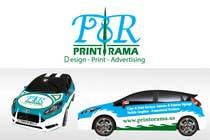 Bài tham dự #74 về Graphic Design cho cuộc thi Graphic Design for Vehicle wrap and Logo