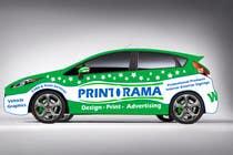Bài tham dự #98 về Graphic Design cho cuộc thi Graphic Design for Vehicle wrap and Logo