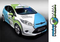 Bài tham dự #53 về Graphic Design cho cuộc thi Graphic Design for Vehicle wrap and Logo