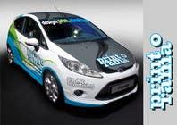 Bài tham dự #55 về Graphic Design cho cuộc thi Graphic Design for Vehicle wrap and Logo