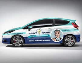 #183 para Graphic Design for Vehicle wrap and Logo por humphreysmartin