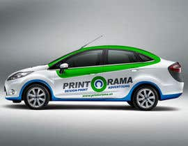 #118 for Graphic Design for Vehicle wrap and Logo af waseem4p
