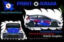 Graphic Design Inscrição do Concurso Nº32 para Graphic Design for Vehicle wrap and Logo