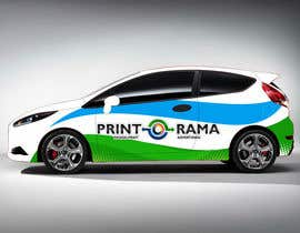 #91 para Graphic Design for Vehicle wrap and Logo por rajajane