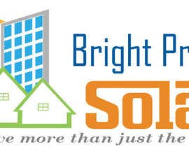 #37 untuk Logo Design for Bright Priced Solar oleh rameshsoft2