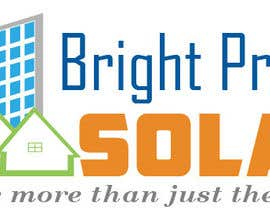 #38 untuk Logo Design for Bright Priced Solar oleh rameshsoft2