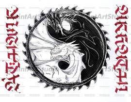 Nro 3 kilpailuun Tattoos around the world käyttäjältä Shtofff