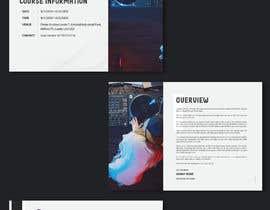#17 untuk Design me a brochure oleh estiacalam