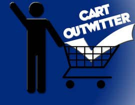 #7 for Logo Design for Cart Outwitter af viccampos22