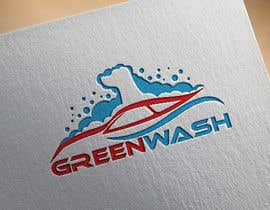#75 для Design simple Logo for car washing от designhub705