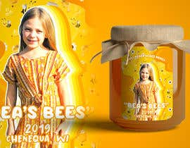 #26 for Design a Honey Jar Label by andreasaddyp