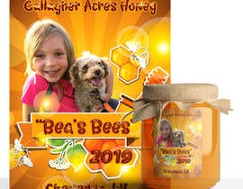 #9 for Design a Honey Jar Label by zmdes