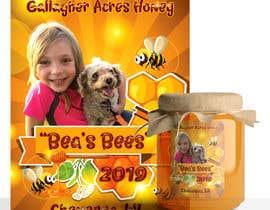 #15 for Design a Honey Jar Label by zmdes