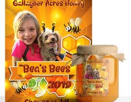 #16 for Design a Honey Jar Label by zmdes