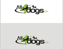 #340 untuk New Logo for all4dogs.ch oleh conceptmagic