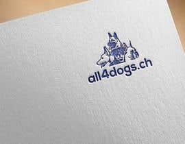 #343 для New Logo for all4dogs.ch от mdnazrulislammhp