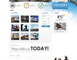 #37 untuk Website Design for Let's Go Play Outside oleh arcBshopEyek