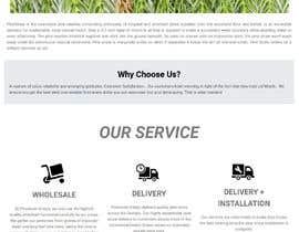 Nro 10 kilpailuun PineStraw-Build a website käyttäjältä md6557788
