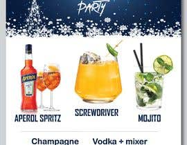 #32 для Build me an attractive stand out Cocktail Menu featuring 3 Cocktails and other drinks as well от adesigngr