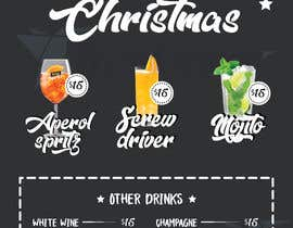 #29 для Build me an attractive stand out Cocktail Menu featuring 3 Cocktails and other drinks as well от Iyanmeds