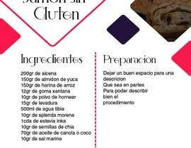 #14 untuk Diseno de Recetario Con estilo navideno oleh cabralpameladg