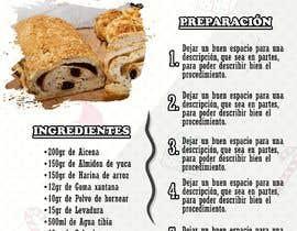 darwork21 tarafından Diseno de Recetario Con estilo navideno için no 11