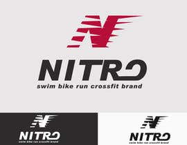 #127 cho Logo Design for swim bike run crossfit brand bởi waseem4p