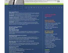 #34 for Professional CV Design (Resume) af rochimbgr