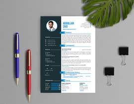 mdashrafu70 tarafından Professional CV Design (Resume) için no 39