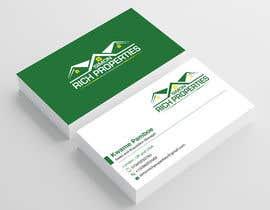 Nro 164 kilpailuun Business card käyttäjältä sohelrana210005