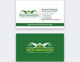 Nro 183 kilpailuun Business card käyttäjältä sohelrana210005